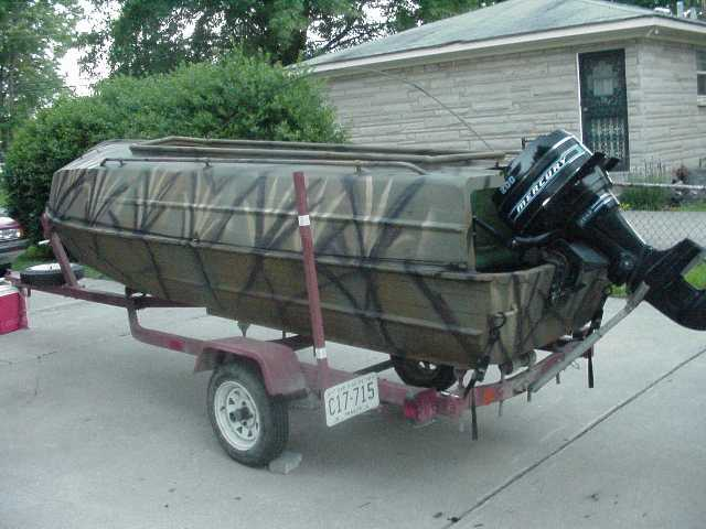 The Duck Hunter S Boat Page