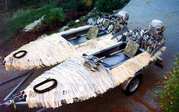 Holy boat: Organizer 1 man sneak boat plans